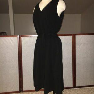 NWT black Calvin Klein jumpsuit/ size 10